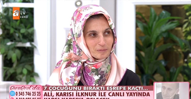 Esra Erol'da Fatma Okumuş