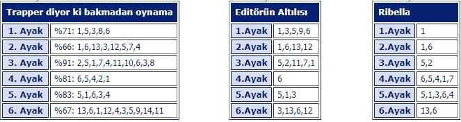 29 Ocak 2019 Salı Adana At Yarışı Tahminleri