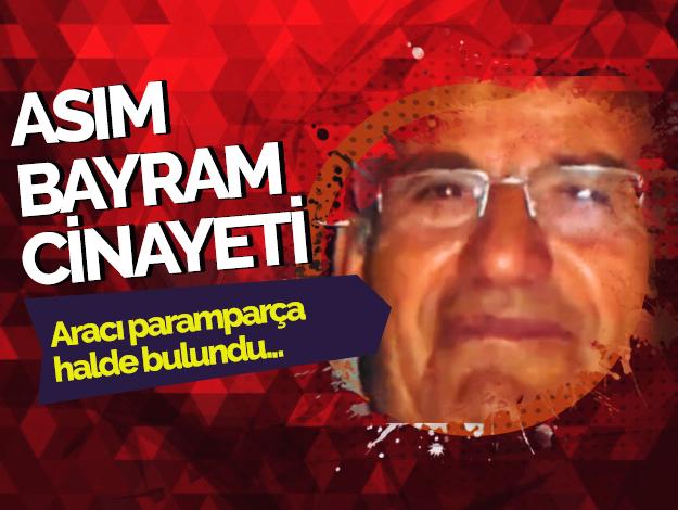 asım bayram cinayeti
