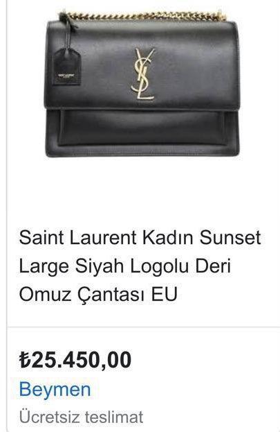Pınar Turhanoğlu çanta
