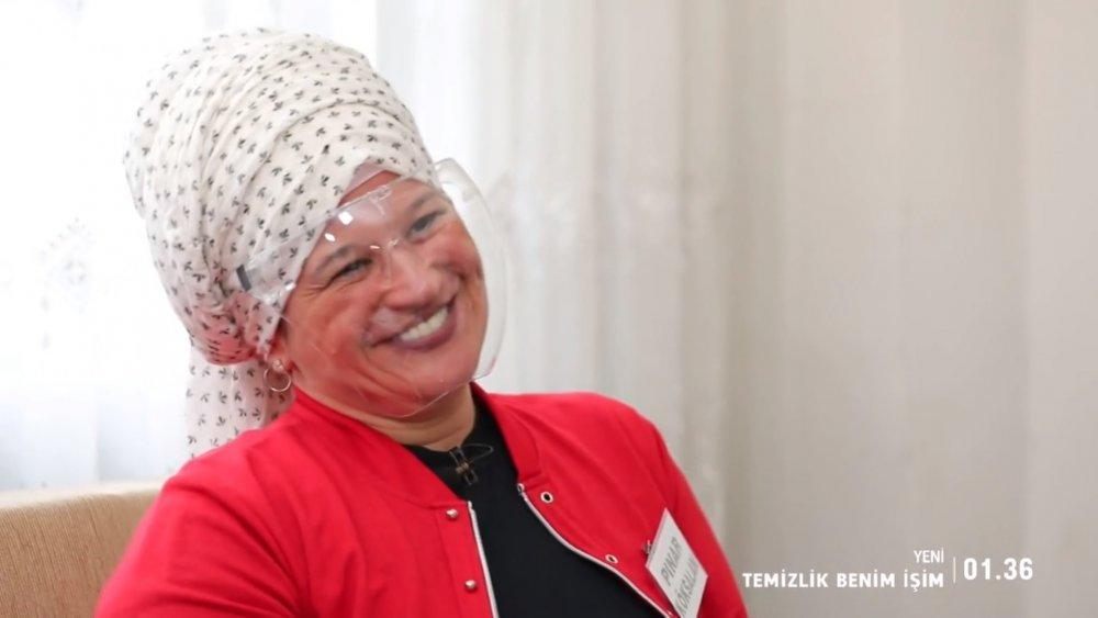 Temizlik Benim İşim Pınar Köksalan