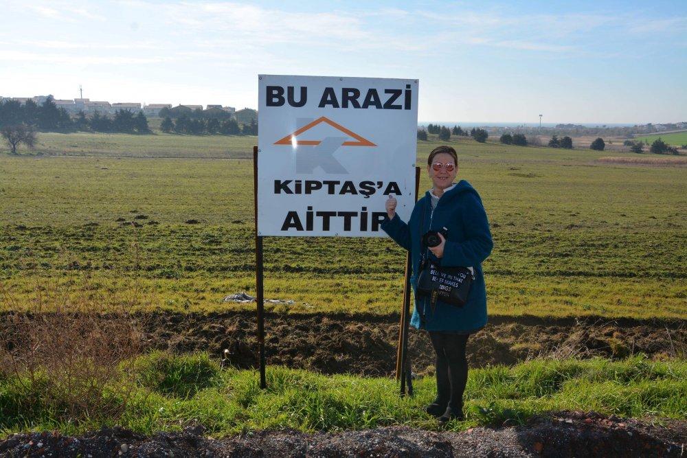 Fatma Sarıbıyık yıldırım Silivri KİPTAŞ konutları