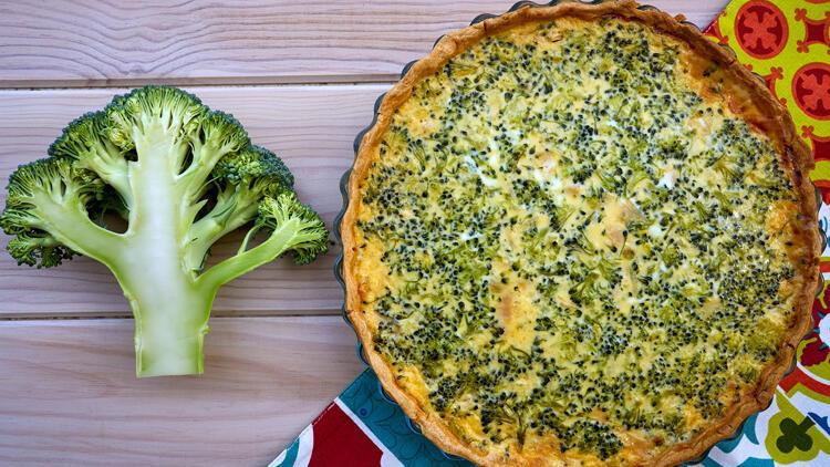 brokolili kek