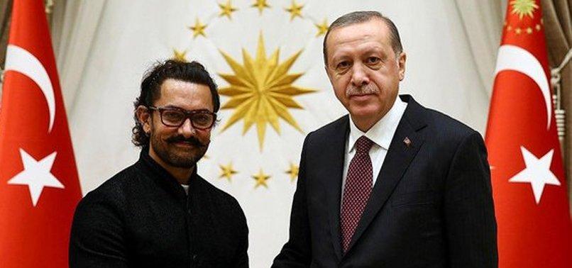 aamir khan recep tayyip erdoğan
