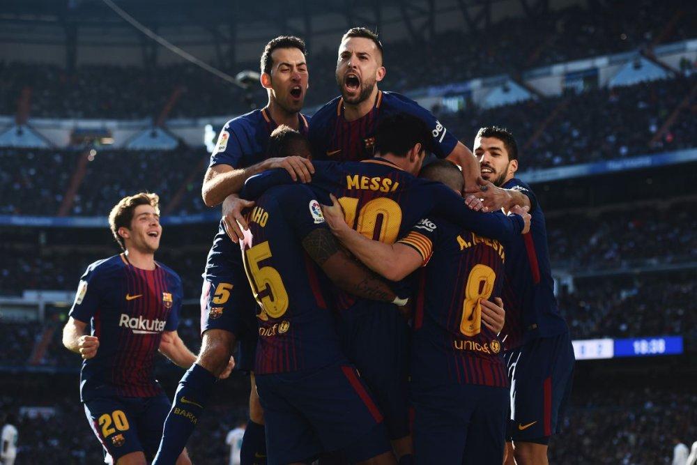 real madrid barcelona 0-3
