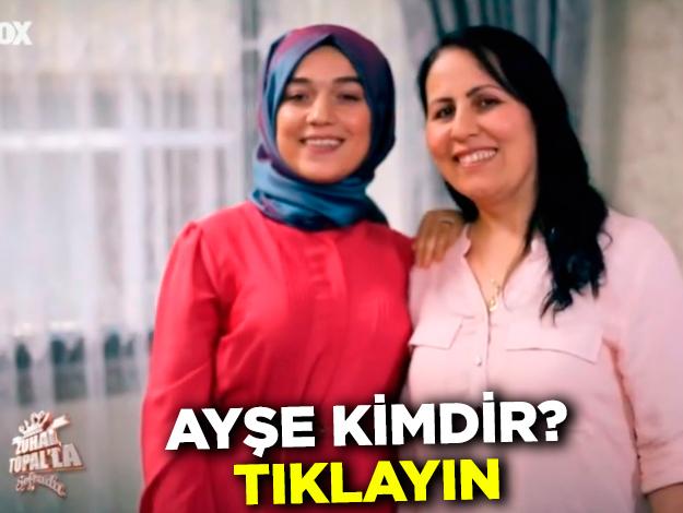 Zuhal Topal'la Sofrada Ayşe Turgay ve kaynanası Çiçek Özer kimdir