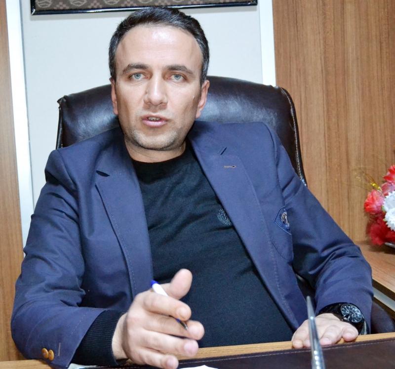 Ali Gökmen CHP Esenyurt İlçe Başkanı