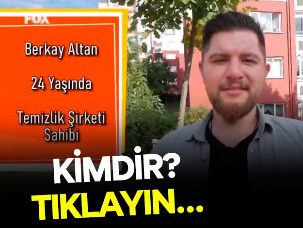 Temizlik Benim İşim Berkay Altan kimdir, kaç yaşında ve nereli? Instagram hesabı