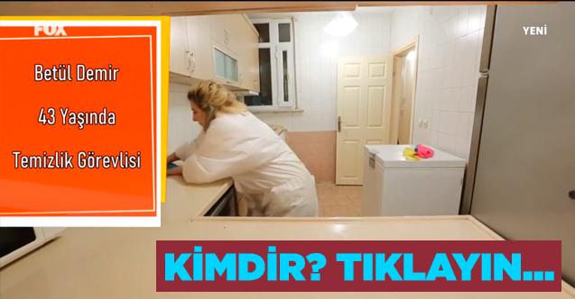 Temizlik Benim İşim Betül Demir kimdir, kaç yaşında ve nereli? Instagram hesabı
