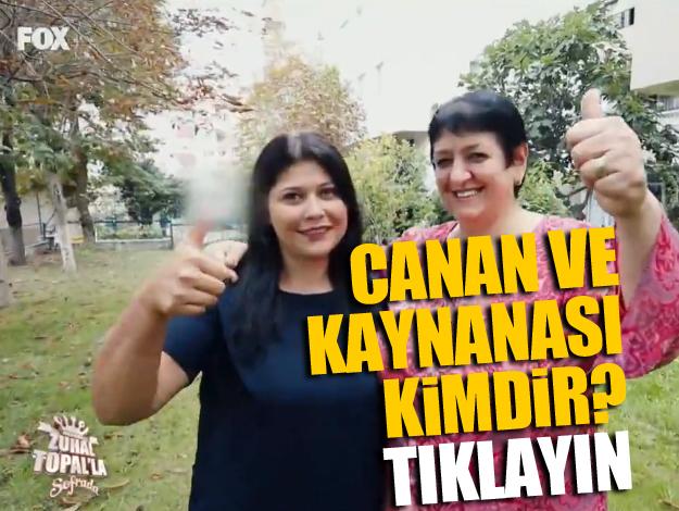 zuhal topal'la sofrada canan