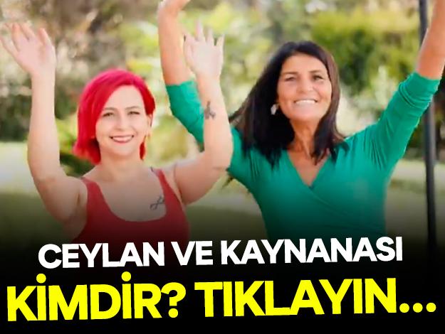 Zuhal Topal'la Sofrada Ceylan Özcan ve kaynanası Elmas Eroğlu kimdir