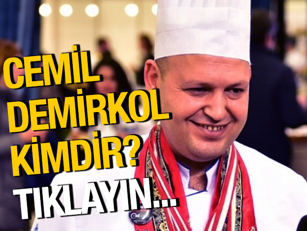 cemil demirkol the taste türkiye