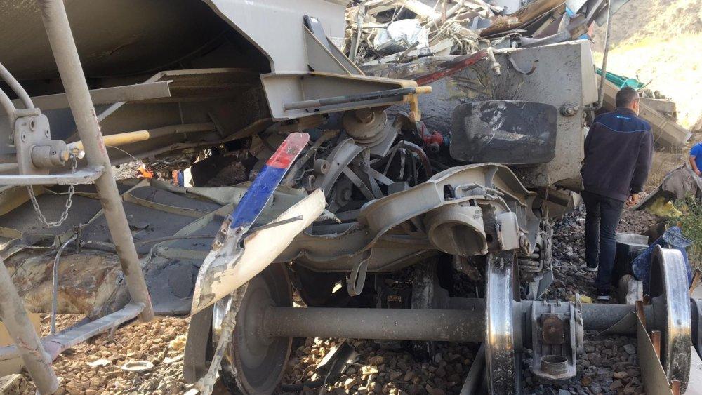 yozgat tren kazası