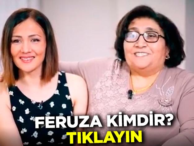 Zuhal Topal'la Sofrada Feruza Diloğlu ve kaynanası Güneş Diloğlu kimdir