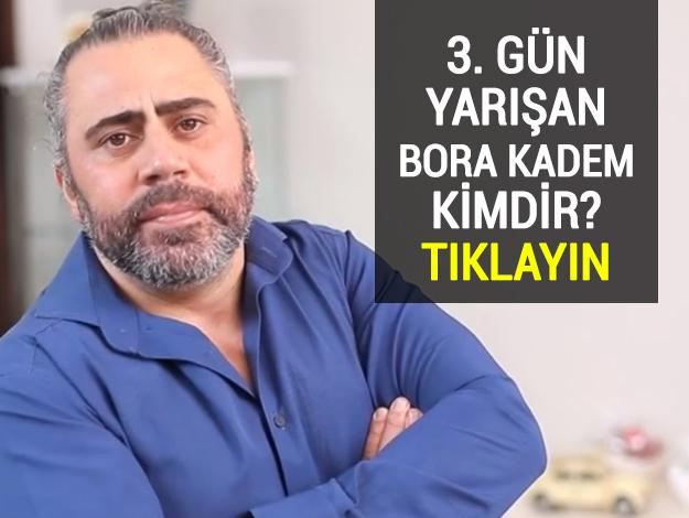 yemekteyiz osman bora kadem kimdir