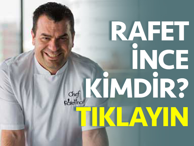 RAFET İNCE