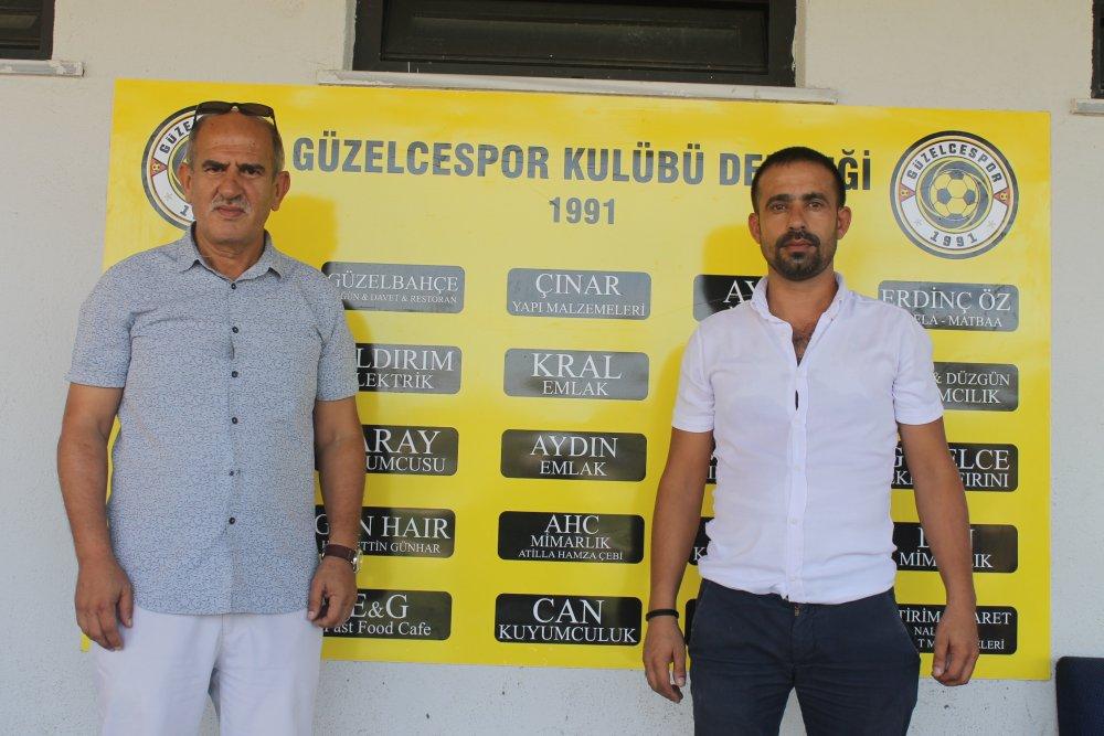 Güzelcespor Başkanı Tamer Canbaz