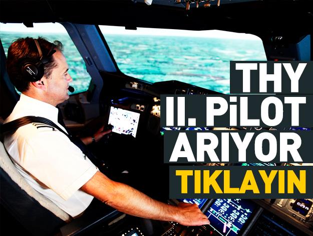 thy 2. pilot alımı