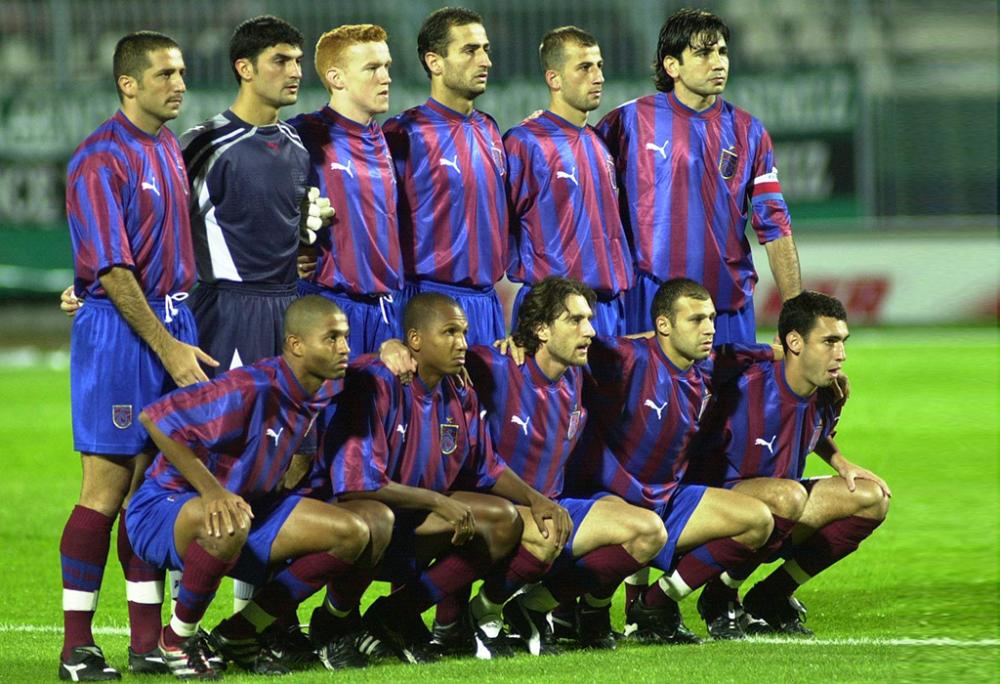 trabzonspor 2000-2001