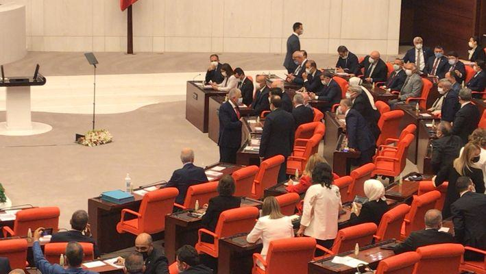 yeni yasama yılı meclis