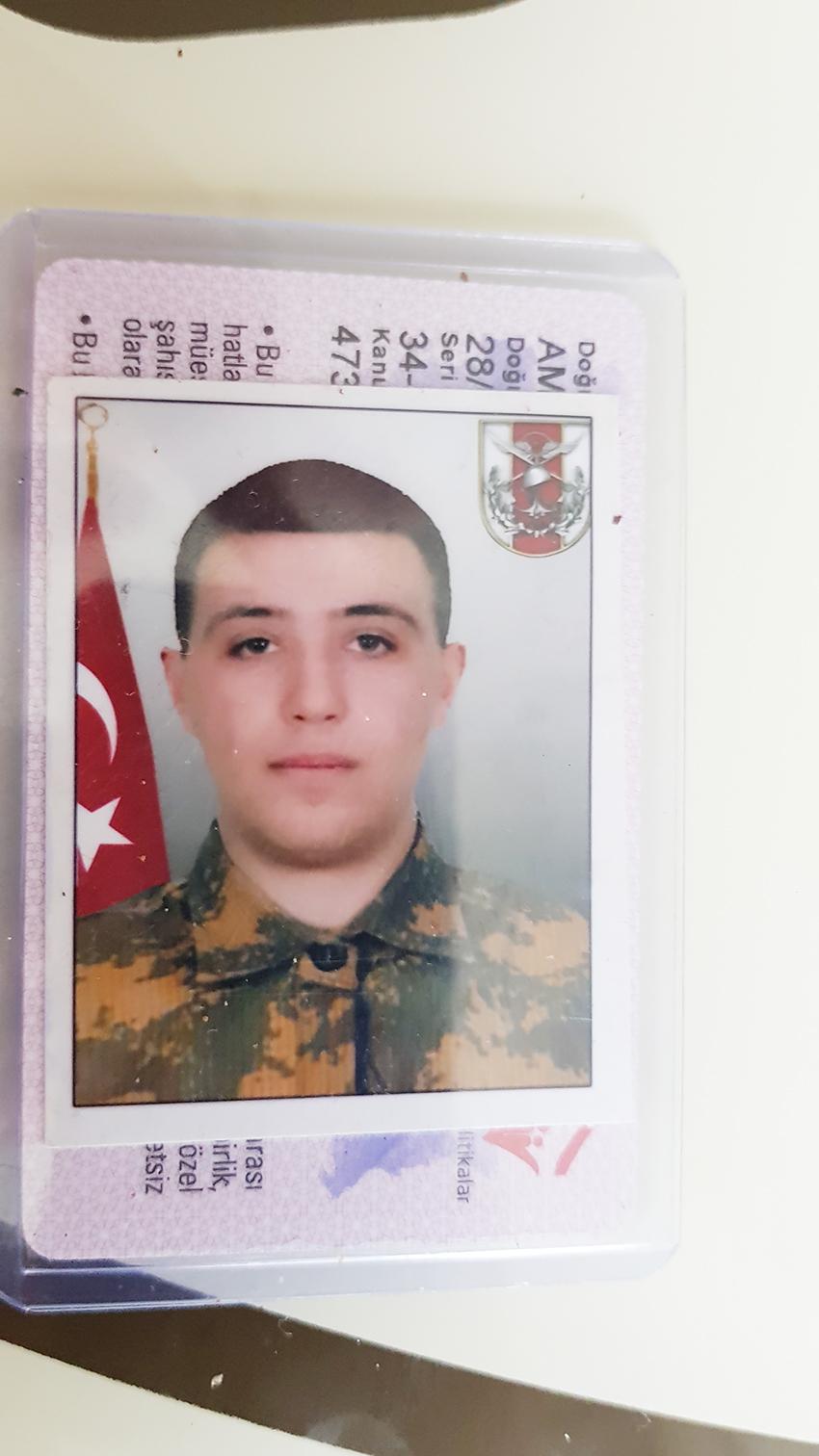 Şehit Piyade Er Halil İbrahim Gürel