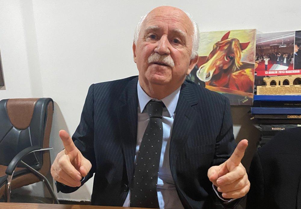 ABDULLAH TEBER GELECEK PARTİSİ