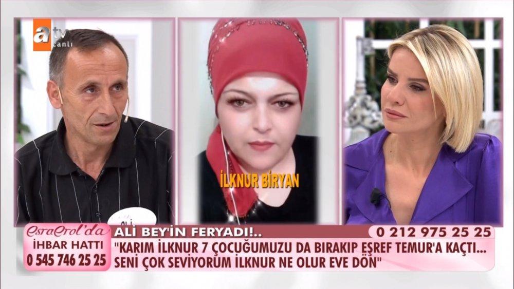 Esra Erol'da Ali Biryan