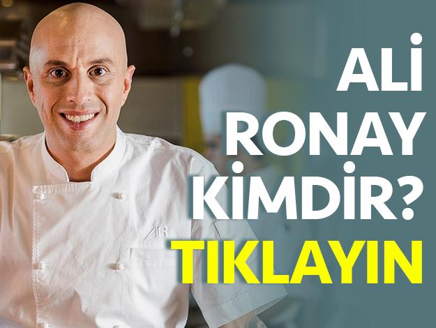 ALİ RONAY