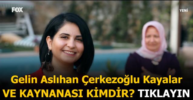 Zuhal Topal'la Sofrada aslıhan çerkezoğlu kayalar