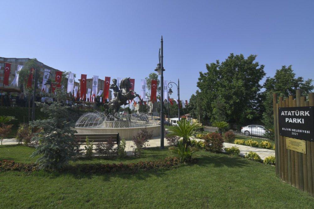 atatürk parkı