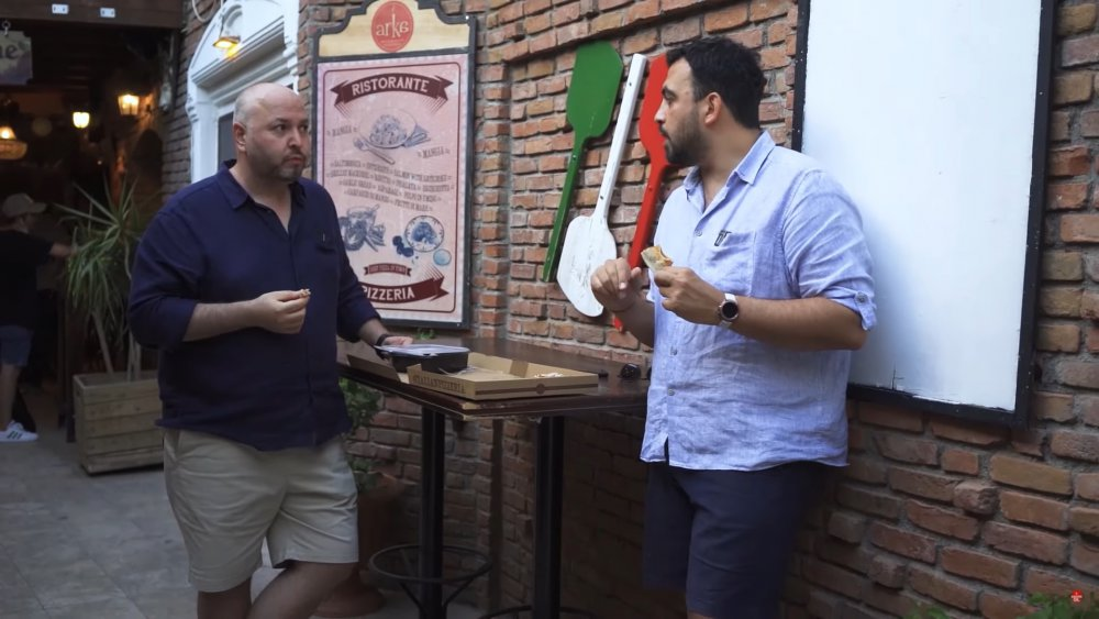 Ayaküstü Lezzetler Bodrum Arka Ristorante & Pizzeria