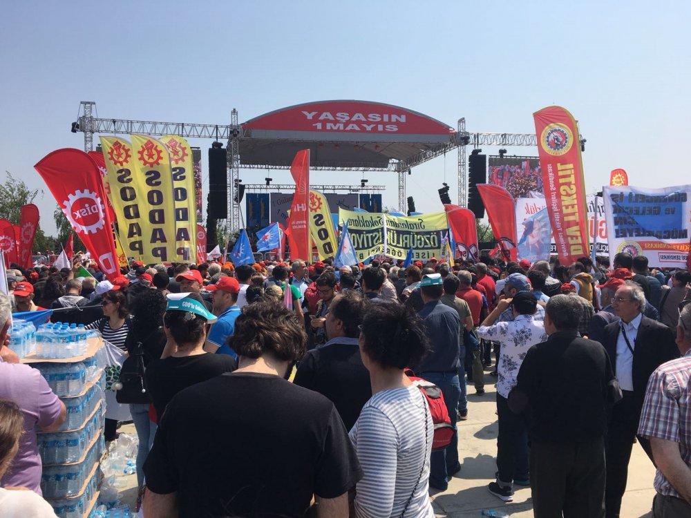 1 mayıs 2018 maltepe işçi bayramı