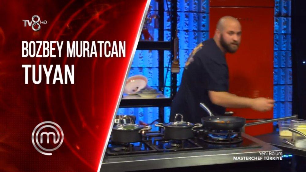 Masterchef Bozbey Muratcan Tuyan