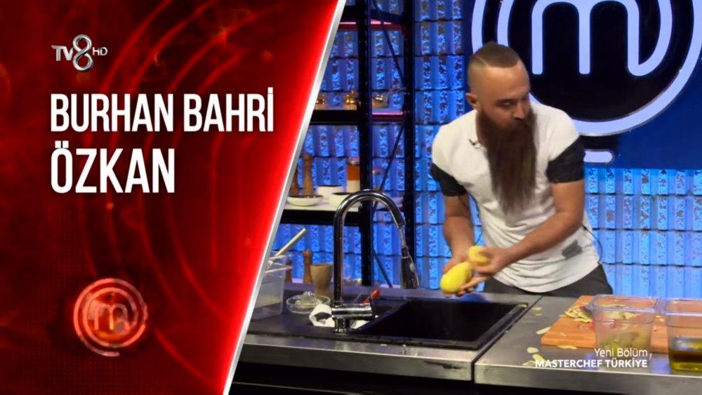 Masterchef Burhan Bahri Özkan