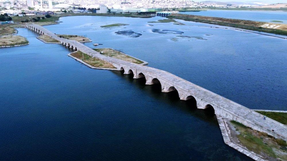 büyükçekmece tarihi köprü
