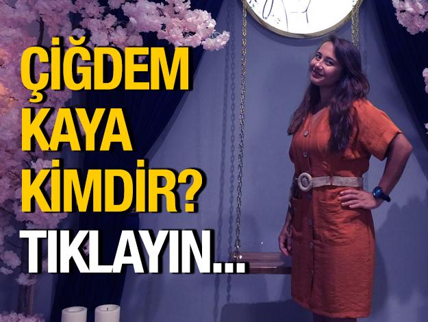 the taste türkiye çiğdem kaya kimdir