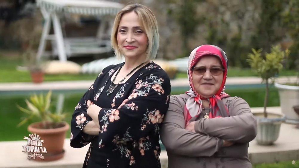 Zuhal Topal'la Sofrada Çiğdem Tamam Öztürk