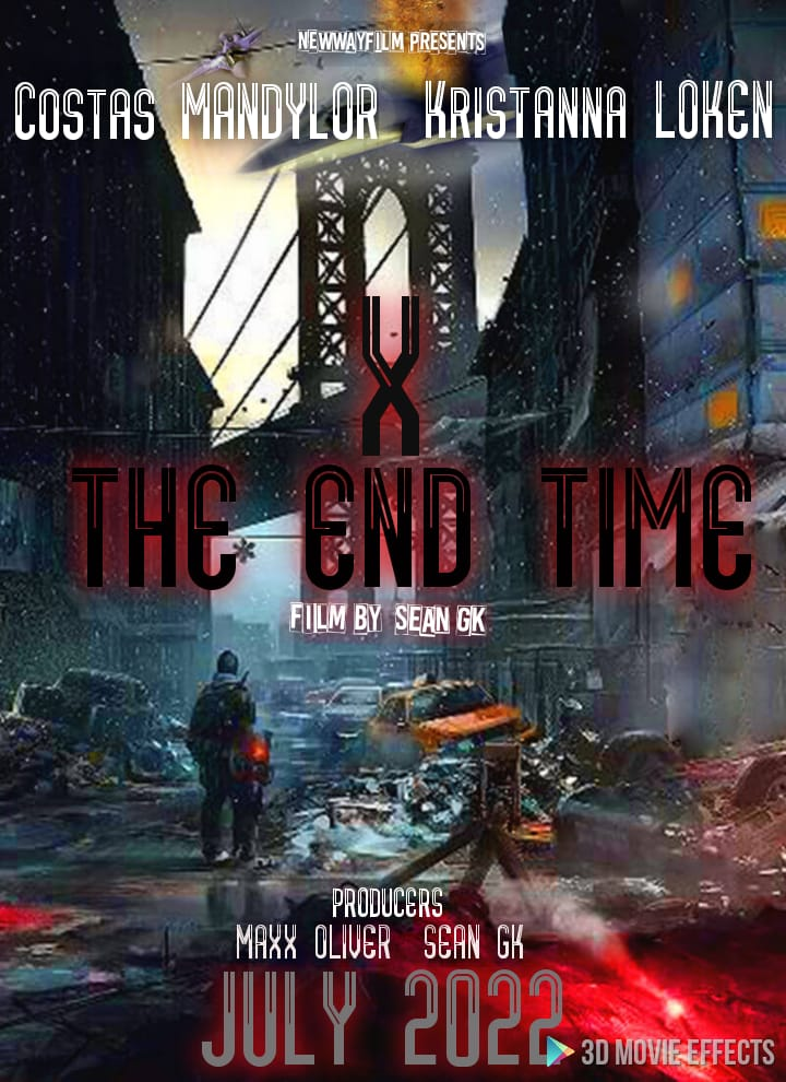 x the end time