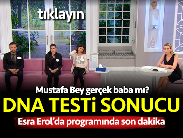 tolga dna testi