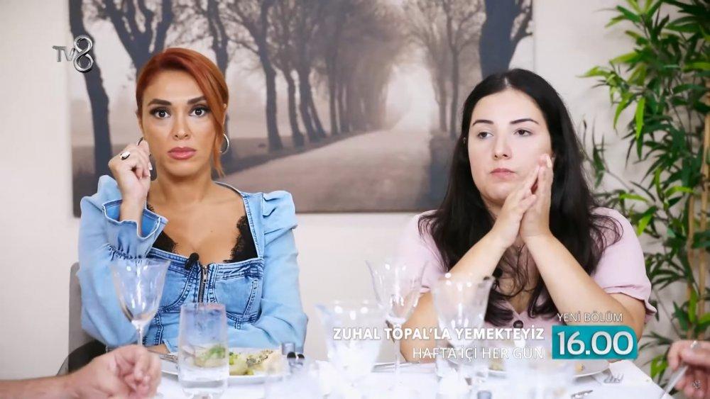 Zuhal Topal'la Yemekteyiz Duygu Karakaş