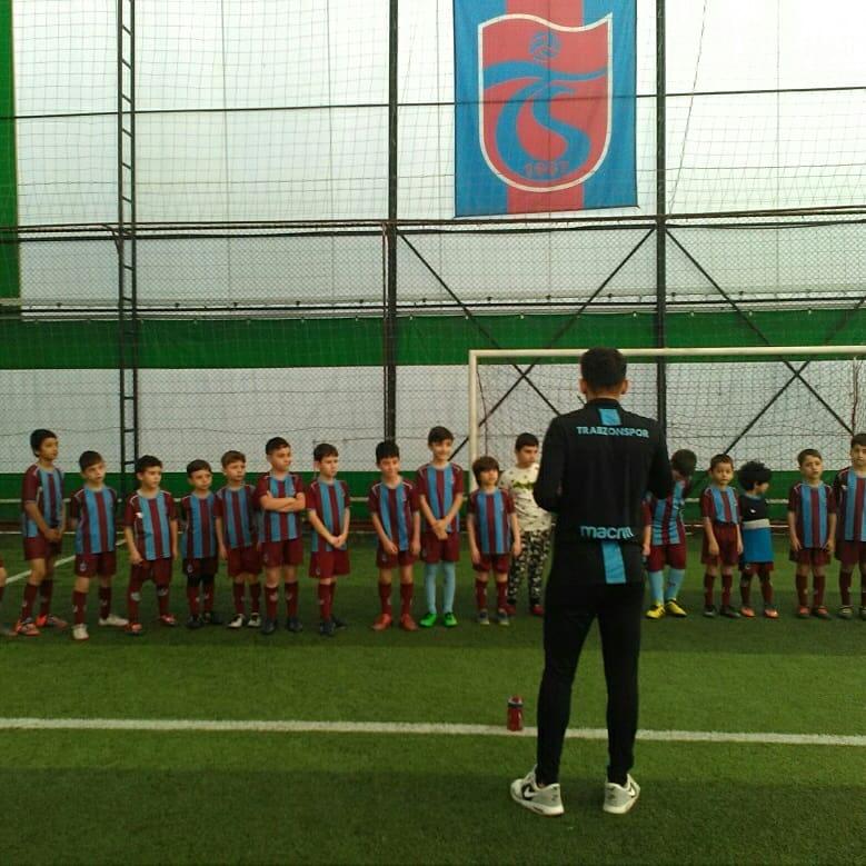 beylikdüzü trabzonspor futbol okulu