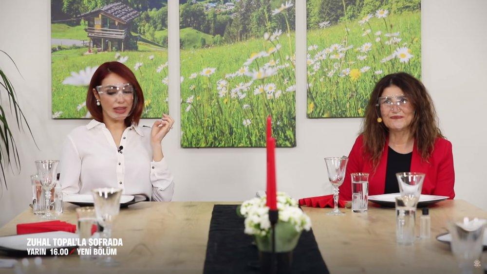zuhal topal'la sofrada Elmas Eroğlu kimdir?