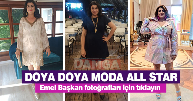 Doya Doya Moda Emel Başkan