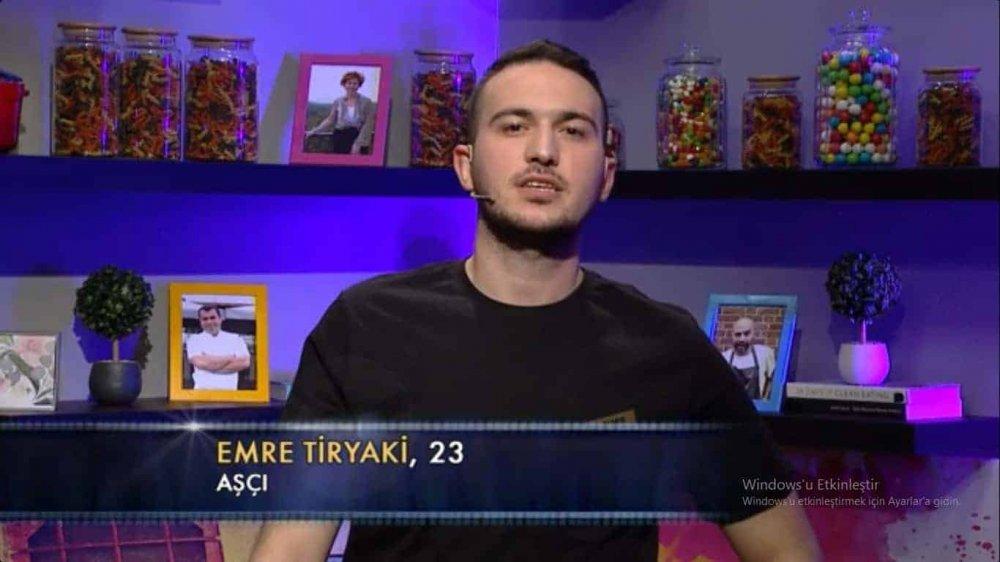 the taste türkiye emre tiryaki
