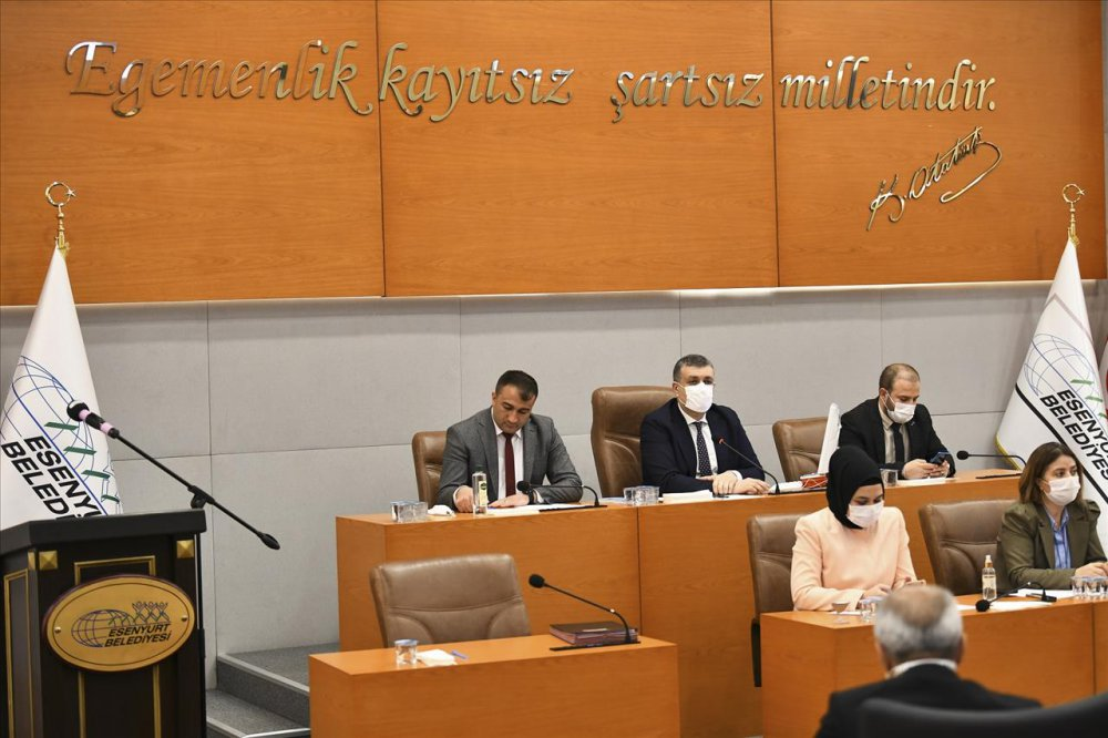 esenyurt belediye meclisi