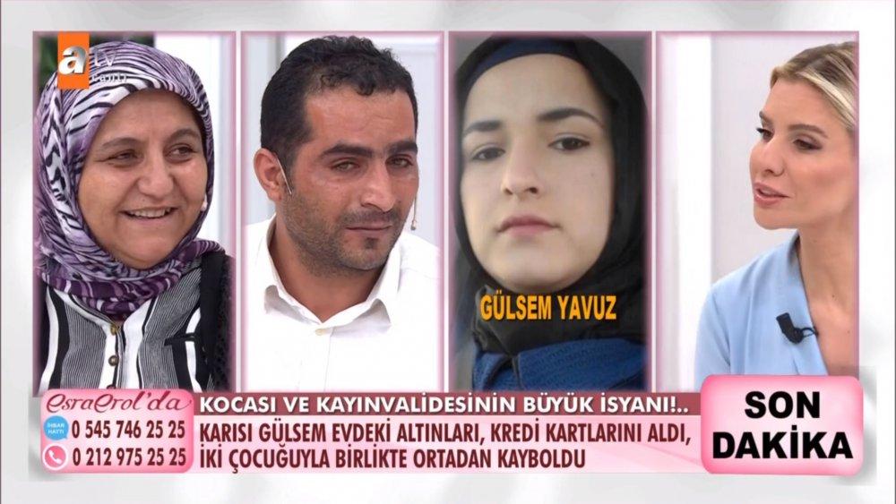 Esra Erol'da Fatih Yavuz