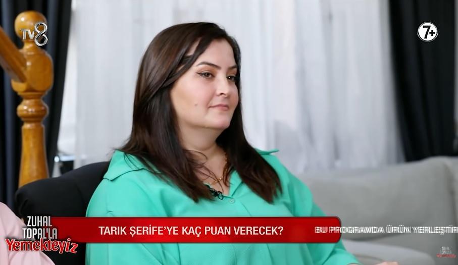 Zuhal Topal'la Yemekteyiz Fatma Erden