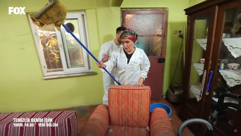 Temizlik Benim İşim Fatma