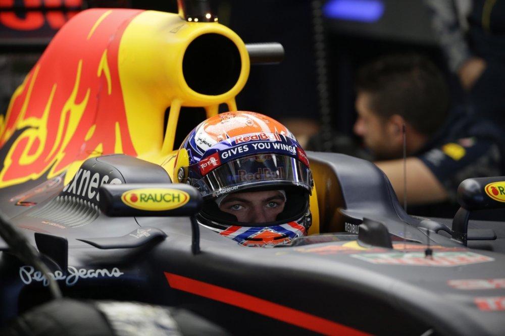 Max Verstappen formula 1 meksia