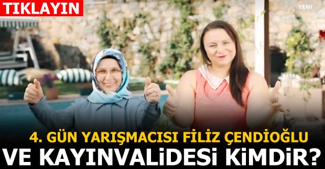 zuhal topal'la sofrada 13 Ekim - 16 ekim yarışmacısı filiz çendioğlu